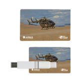Card USB Drive 4GB-UH72A Over Dessert