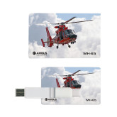 Card USB Drive 4GB-MH-65 In Clouds