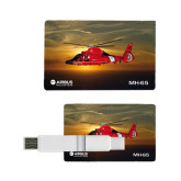 Card USB Drive 4GB-MH-65 Sunset