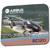 Full Color Mousepad-EC120 Over Airport
