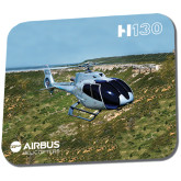 Full Color Mousepad-H130 In Front of Mountain