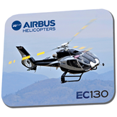 Full Color Mousepad-EC130 Over Mountains