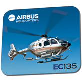 Full Color Mousepad-EC135 In Blue Sky
