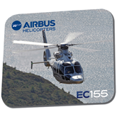 Full Color Mousepad-EC155 Over Mountain/Water