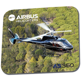 Full Color Mousepad-AS350 Over Marsh