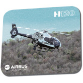 Full Color Mousepad-H120 Over Trees