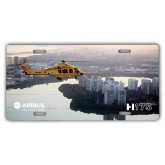 License Plate-H175 Over City Shore