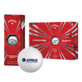 Callaway Chrome Soft Golf Balls 12/pkg-Airbus Helicopters