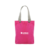 Allie Fuchsia Canvas Tote-Airbus Helicopters