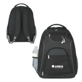 The Ultimate Black Computer Backpack-Airbus Helicopters