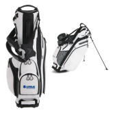 Callaway Hyper Lite 4 White Stand Bag-Airbus Helicopters