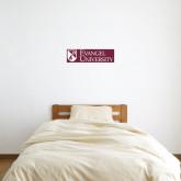 1 ft x 2 ft Fan WallSkinz-Evangel University Stacked