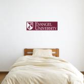 1.5 ft x 3 ft Fan WallSkinz-Evangel University Stacked