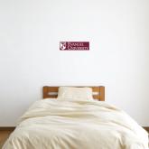 6 in x 1 ft Fan WallSkinz-Evangel University Stacked