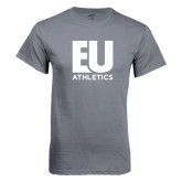 Charcoal T Shirt-Athletics