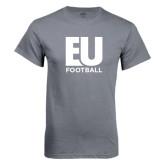 Charcoal T Shirt-Football