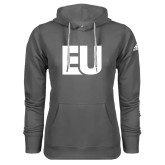 Adidas Climawarm Charcoal Team Issue Hoodie-EU