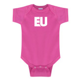 Fuchsia Infant Onesie-EU