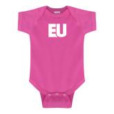 Fuchsia Infant Onesie-EU