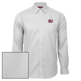 Red House White Diamond Dobby Long Sleeve Shirt-EU