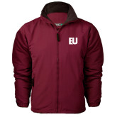 Maroon Survivor Jacket-EU