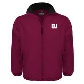 Maroon Survivor Jacket-EU