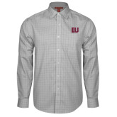 Red House Grey Plaid Long Sleeve Shirt-EU