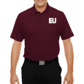Under Armour Maroon Performance Polo-EU