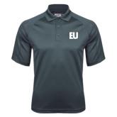 Charcoal Dri Mesh Pro Polo-EU