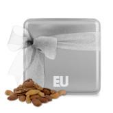 Deluxe Nut Medley Silver Medium Tin-EU  Engraved