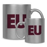 Full Color Silver Metallic Mug 11oz-EU