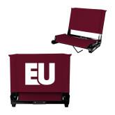 Stadium Chair Maroon-EU