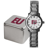 Mens Stainless Steel Fashion Watch-EU