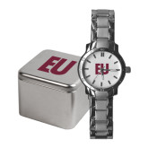 Ladies Stainless Steel Fashion Watch-EU