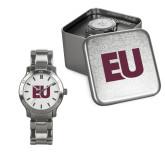 Ladies Stainless Steel Fashion Watch-EU