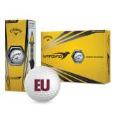 Callaway Warbird Golf Balls 12/pkg-EU