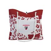 Hibiscus Cardinal Tote-Official Logo