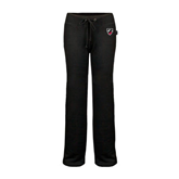 ENZA Ladies Black Fleece Pant-Shield