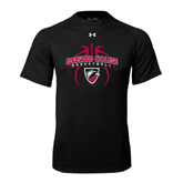 Under Armour Black Tech Tee-Design in Basketball