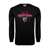 Black Long Sleeve TShirt-Design in Basketball