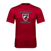 Syntrel Performance Cardinal Tee-Basketball