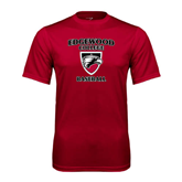 Syntrel Performance Cardinal Tee-Baseball