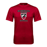 Performance Cardinal Tee-Softball