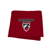 Cardinal Sweatshirt Blanket-Official Logo