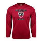 Performance Cardinal Longsleeve Shirt-Alumni