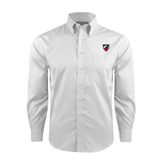 Red House White Long Sleeve Shirt-Shield