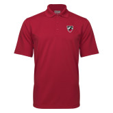 Cardinal Mini Stripe Polo-Shield