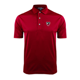 Cardinal Dry Mesh Polo-Shield