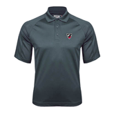 Charcoal Dri Mesh Pro Polo-Shield