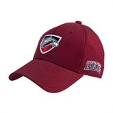 Cardinal Heavyweight Twill Pro Style Hat-Shield